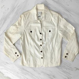 Tria Button Down Jacket